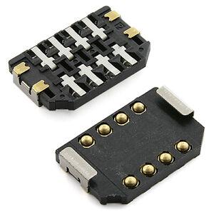 [20pcs] 3971332A10 SIM Card Connector 8 Pin SMD