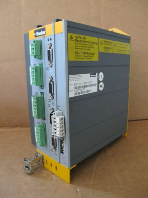 PARKER C3S025V2F10 I20 T11 M00 Compax 3 Servodrive AC Servo Drive