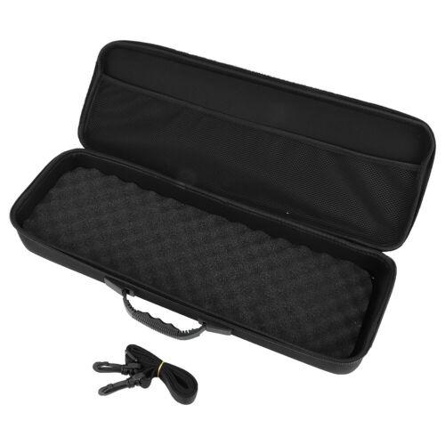 Details about  /Fishing Bag Outdoor Portable EVA Anti Shock Fishing Rod Reel Storage Box Luggage