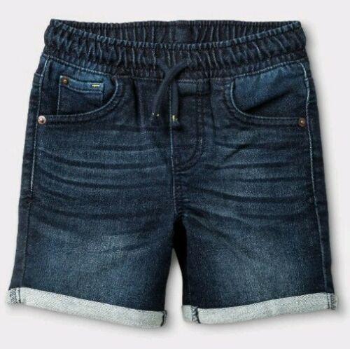 Cat /& Jack Shorts Boys Girls Skinny Jeans Cotton Drawstring Choice of Size
