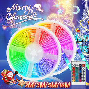 5M-10M-2835-RGB-LED-Strip-Light-Remote-Control-Outdoor-Indoor-KTV-Hotel-Terrace
