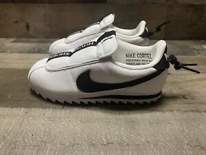 Conmemorativo metano Pantalones  Nike Cortez Kenny IV Kendrick Lamar House Shoes White Black BV6319-100 Sz 6  Mens | eBay