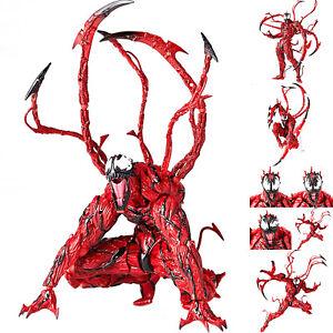 16cm-Spider-Man-CARNAGE-Action-Figure-Yamaguchi-Katsuhisa-Revoltech-Kaiyodo-Toy