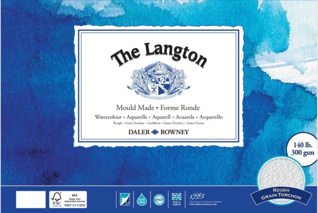 Langton Pad A2 Rough