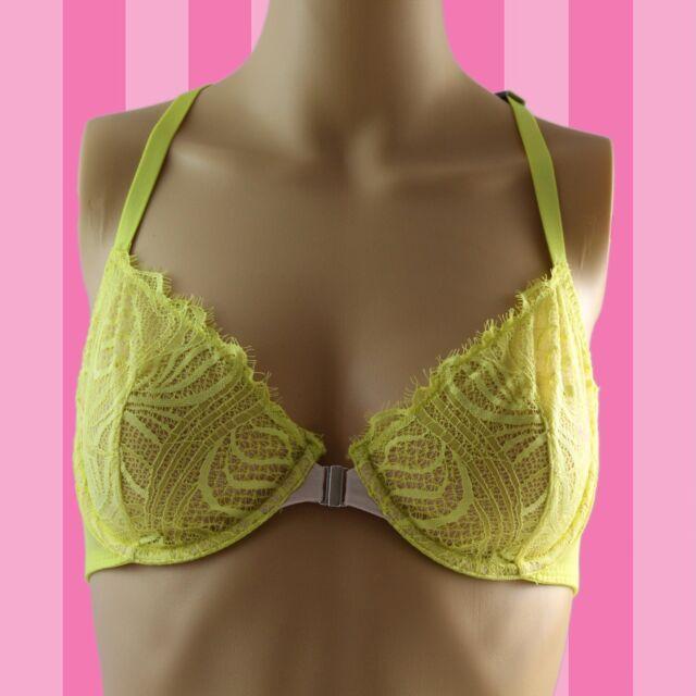 278649b47b92e Victoria s Secret Very Unlined Demi Strappy Back Underwire Bra Size ...