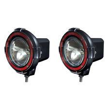 Pair 4 Inches 4x4 Off Road 6000k 55w Xenon Hid Fog Lamp Light Spot 2pcs