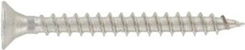 Art. 9050 Senkkopf-Holzbauschrauben verstärkter Kopf PZ Edelstahl A2 A4 diverse