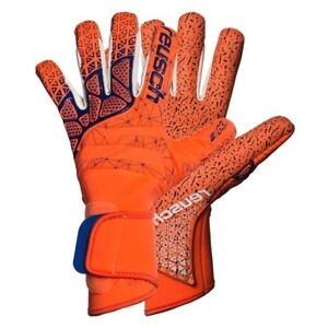 07dd9c915f5 Image is loading Reusch-Goalkeeper-Gloves-Pure-Contact-G3-Fusion-Shocking-