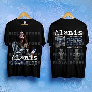 Alanis Morissette Jagged Little Pill T Shirt