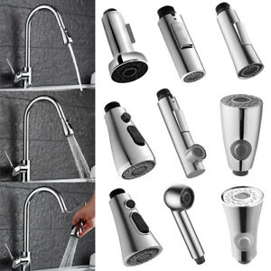 Spare Replacement Kitchen Mixer Tap Faucet Pull Out Spray Shower Head Setting U
