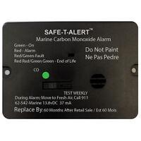 Safe-t-alert 62 Series Carbon Monoxide Alarm - 12v - 62-542-marine - Flush Mount