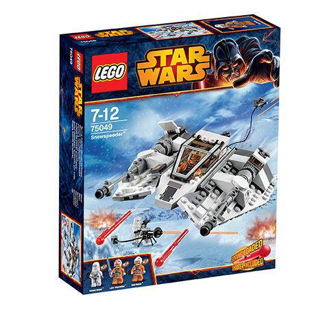 LEGO StarWars Snowspeeder (75049) NEU & OVP Sammlerstück