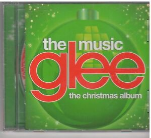 image is loading glee the music the christmas album cd 2010