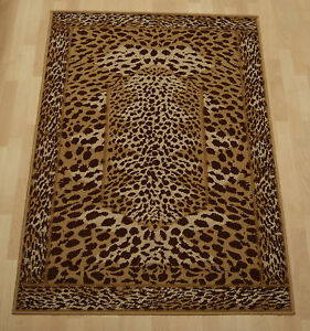 cheap budget african safari leopard print small dining room bedroom