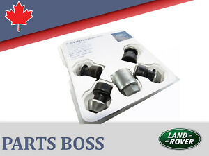 Land-Rover-2008-2017-OEM-Wheel-Nuts-Locking-Set-VPLVW0072