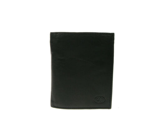 Mens Real Leather Brand New Euro Hide Credit Card Holder Wallet UK Seller