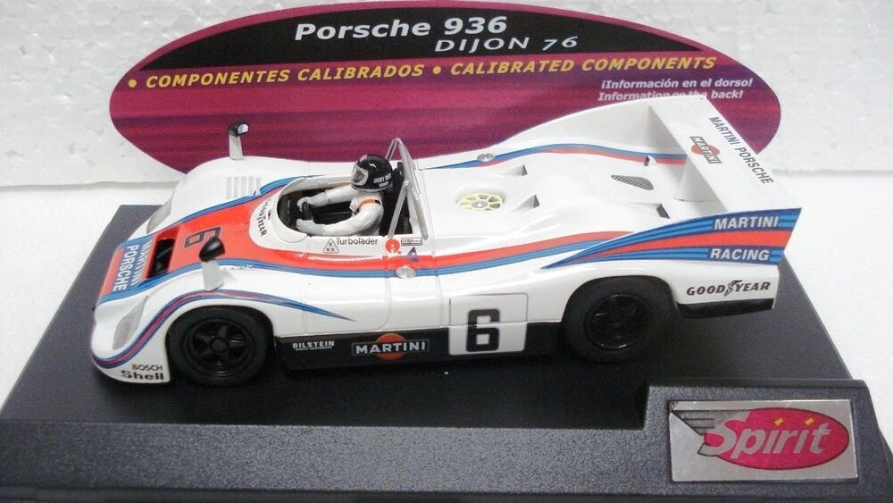 Spirit Ref 0601403 PORSCHE 93 DIJON 76 Slot Car New 1 32 new new