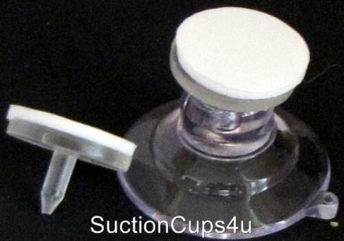 """12 1-1//8/"""" X-Duty USA Suction Cups Adhesive Label Tack freebie suctioncups4u"""