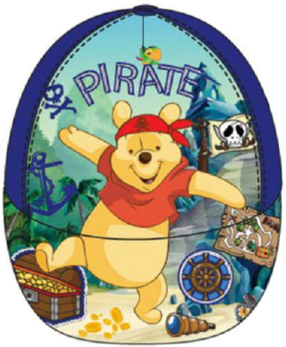 Official DISNEY Baby Toddler Winnie the Pooh /& Tigger Baseball Cap Summer Hat