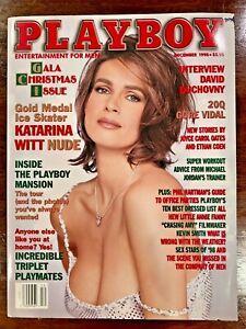 Playboy kati witt im Nackt im