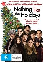 Nothing-Like-the-Holidays-NEW-DVD-Christmas-Movie-Region-4-Australia