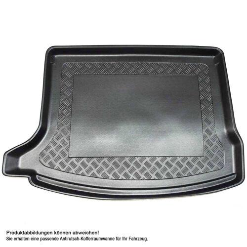Original TFS passgenaue Kofferraumwanne Schutz Matte für Audi TT III 8S 2014