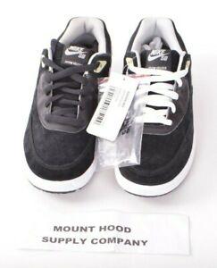 2009-NWOB-MENS-NIKE-SB-1ST-YEAR-ZOOM-AIR-VELOCE-SHOES-9-White-Black-RARE-skate