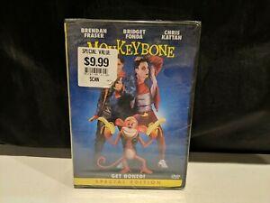 Monkeybone-Special-Edition-Region-1-Widescreen-DVD-Brand-New-Brendan-Fraser