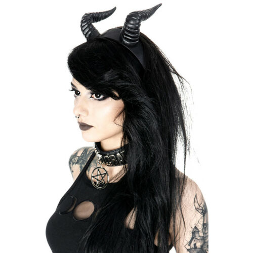 BELETH HORNS Gothic Head Band Restyle