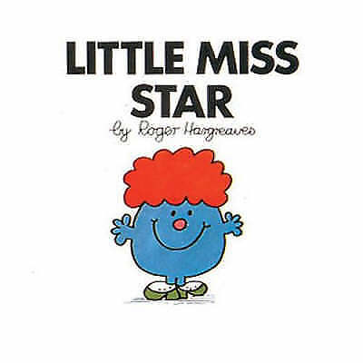 Little Miss Star by Roger Hargreaves (Paperback, 2003)