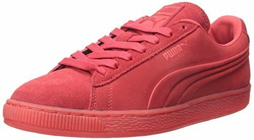 PUMA Mens Suede Emboss Iced Fashion zapatillasD US- Pick SZ Color.