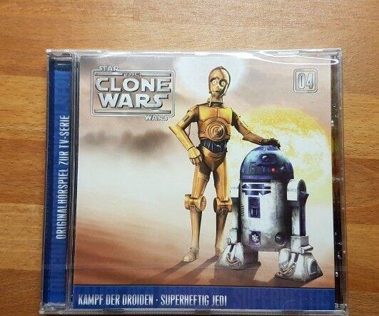 Star Wars - The Clone Wars - Kampf der Droiden Teil 4 Hörbuch