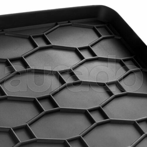 Gummi-Kofferraummatte für Skoda Superb III Combi ab 2015 Kofferraumwanne
