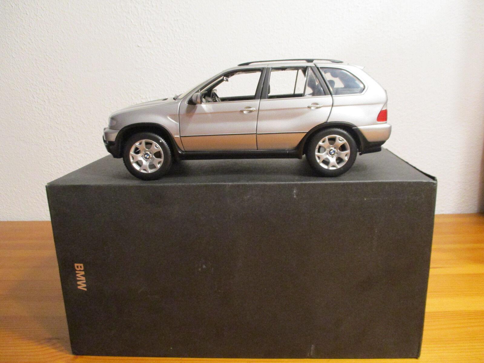 ( GOR ) 1 18 Kyosho BMW X5 4.4i neuf emballage scellé
