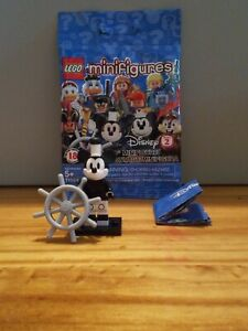 LEGO® 71024 Disney Minifiguren Serie 2 Mickey Maus *NEU* Steam Boat Willie