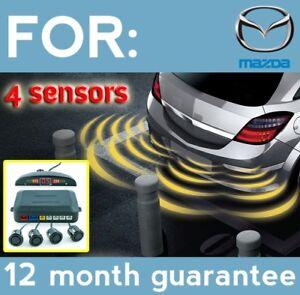 Reverse-Reversing-Parking-Sensor-Kit-Mazda-CX7-E-Series-Montrose-MPV-MX3-MX5