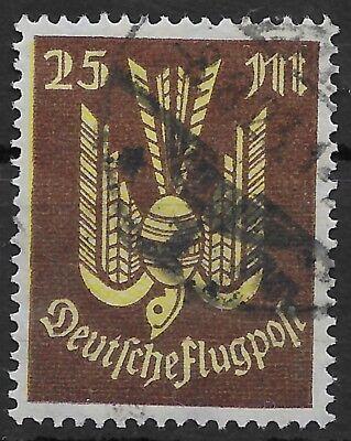 Briefmarken 236 Gestempelt Am 8.8.23 Zu Hohes Ansehen Zu Hause Und Im Ausland GenießEn Flugpost Minr