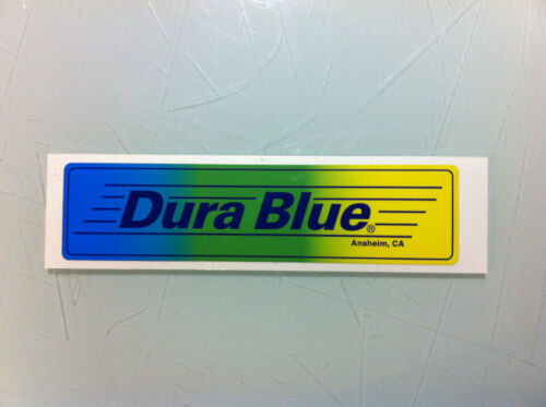 Durablue Axles Reproduction Decal TRX 250R 350X KXT 200X KXT250 250 TRI-Z