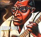 Backdoor Blues [Digipak] by Howlin' Wolf (CD, Mar-2014, Blues Boulevard)