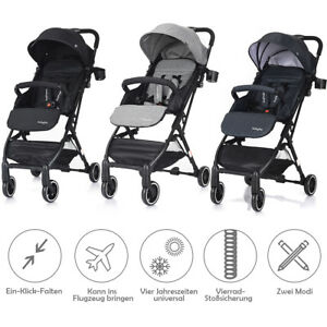 Kinderwagen-Sportwagen-Buggy-Babywagen-Reisebuggy-Kinderbuggy-klappbar-tragbar