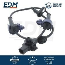 UK New Rear Left ABS Wheel Speed Sensor for HONDA Civic MK8 06-12 57475-SMG-E01