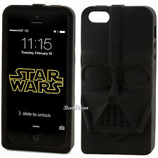 STAR WARS Darth Vader Dimensional iPhone 5/5S Phone Clip Case Cover Disney Store