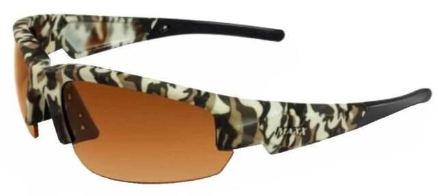 4a999dc4e42 Buy Maxx Sunglasses Dynasty 2.0 Camo Frame With Amber HD Polarized ...