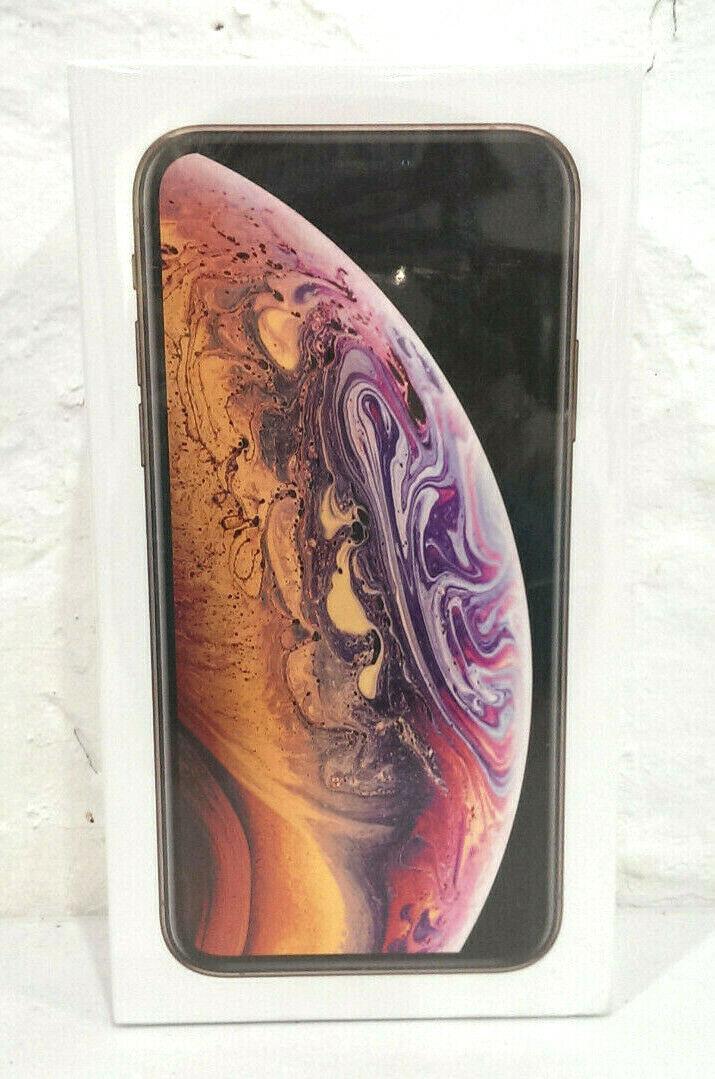 Brand New Apple iPhone XS - 256GB - Gold (Fully Unlocked) A1920 (CDMA + GSM)