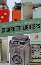 BOEK/PRICE GUIDE : VINTAGE CIGARETTE LIGHTERS (aansteker,briquet,dunhill,ronson