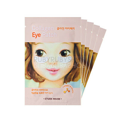 [ETUDE HOUSE] Collagen Eye Patch - 5pcs