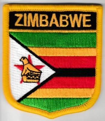 Cameroon Country Flag Embroidered Patch T7