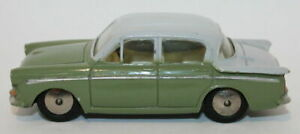 Asahi-1-43-Scale-Vintage-Japan-model-No-9-Hillman-Minx-Green-Grey