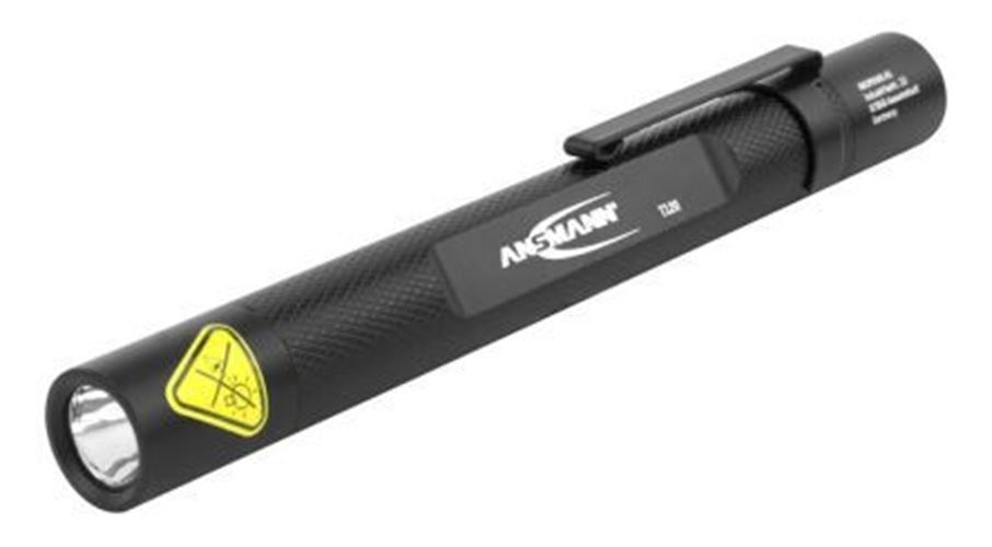 Ansmann T120 LED Pocket LED Torch