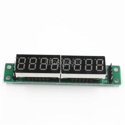 MAX7219 8-Digit LED Display 7 Segment Digital Tube For Arduino Raspberry Pi New